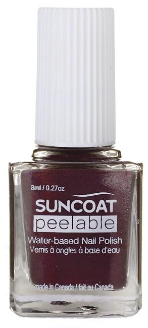 Suncoat Peelable