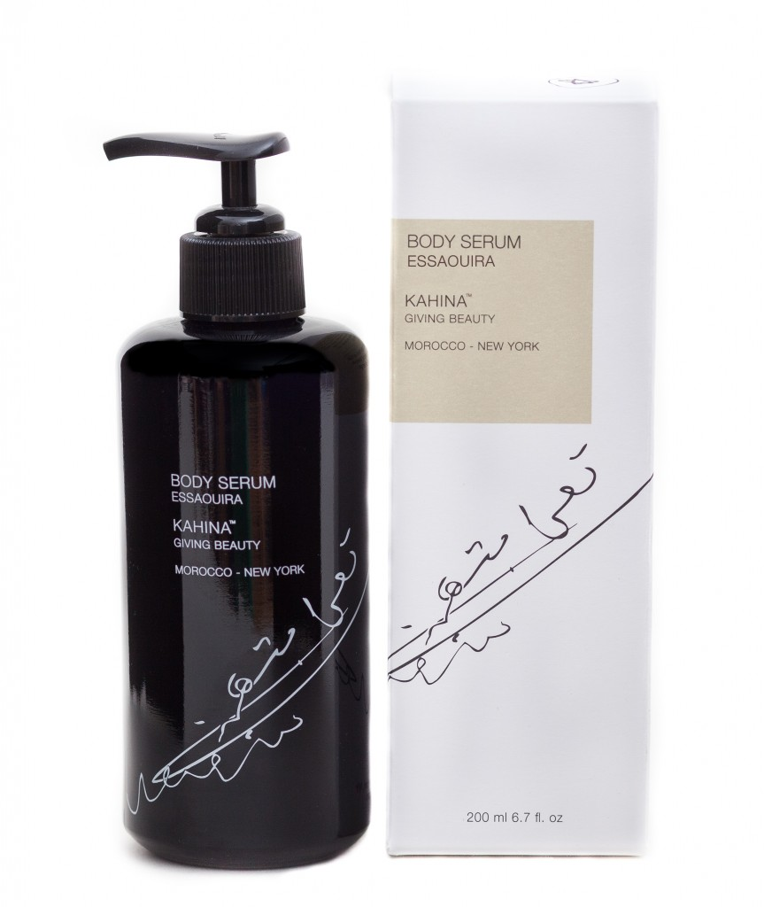 Kahina Giving Beauty Body Serum