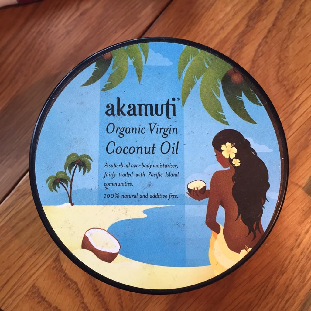 Akamuti kokosolja