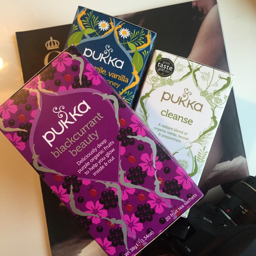 Pukka Beauty Tea