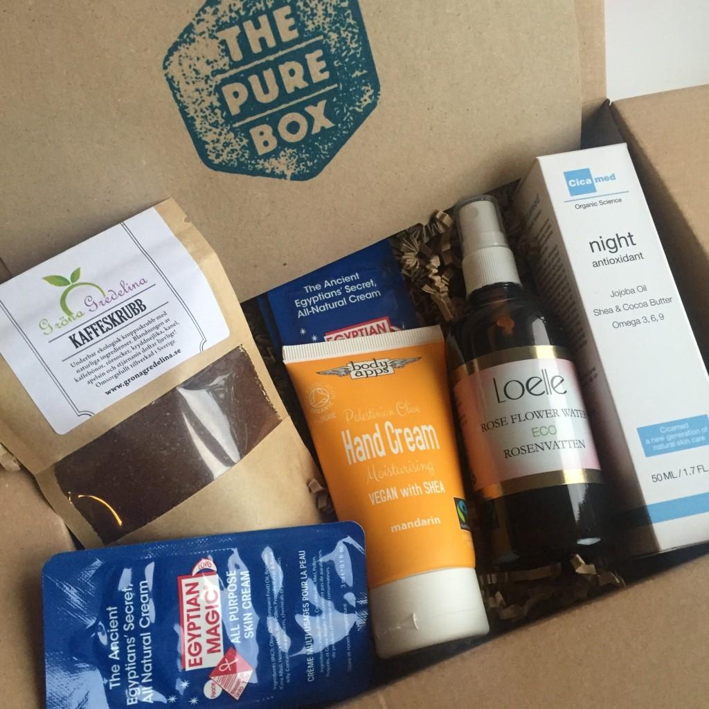 The Pure Box
