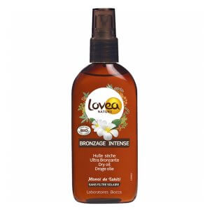 Lovea Natural Tanning Dry Oil Spray