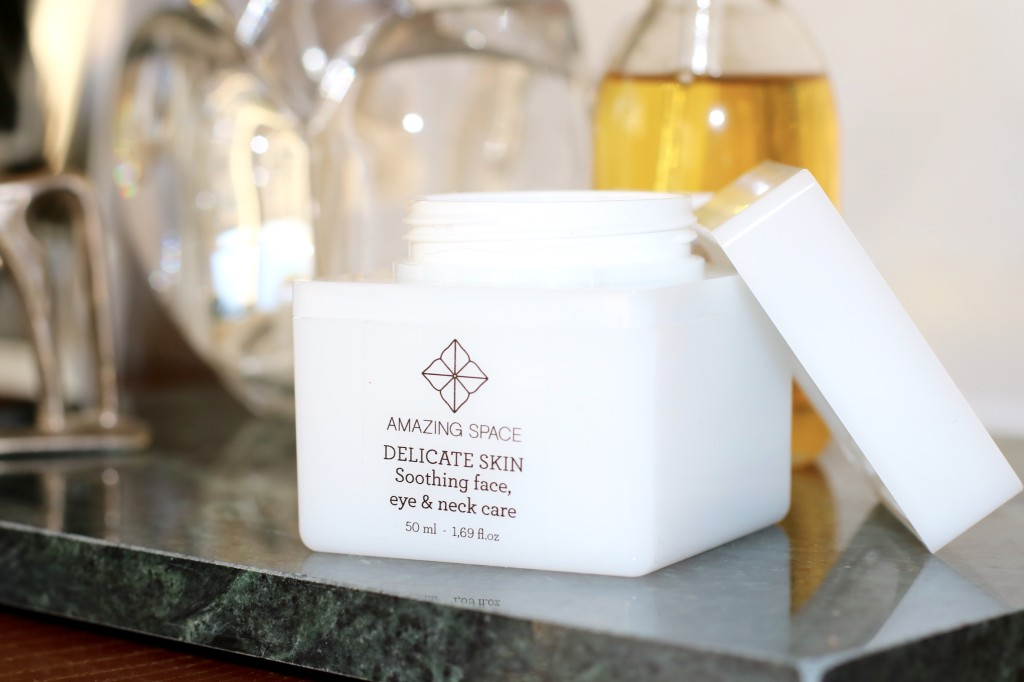 Amazing Space Facial oil