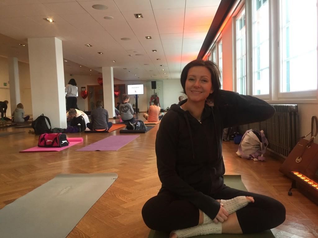 Yoga Games Stockholm