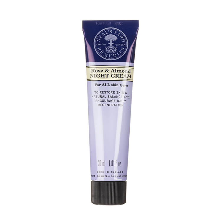 Neals Yard Remedies Rose & Almond Night Cream