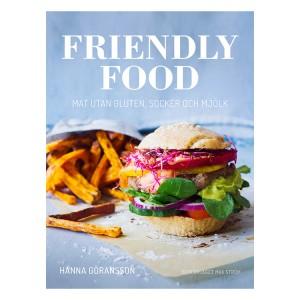 Friendly food bok hanna göransson