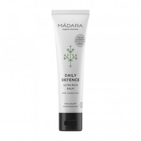 kylsalva madara daily defence ultra rich balm