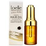 hair oil loelle argan olja kaktusfikon olja