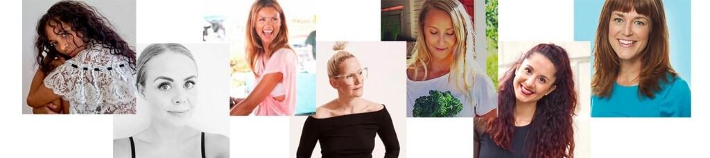 bloggare naturligt snygg skonhet lifestyle