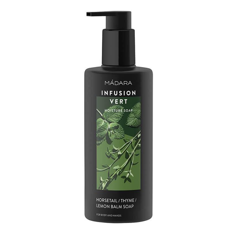 Madara Moisture Soap Infusion Vert