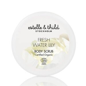 estelle thild fresh water lily bodyscrub