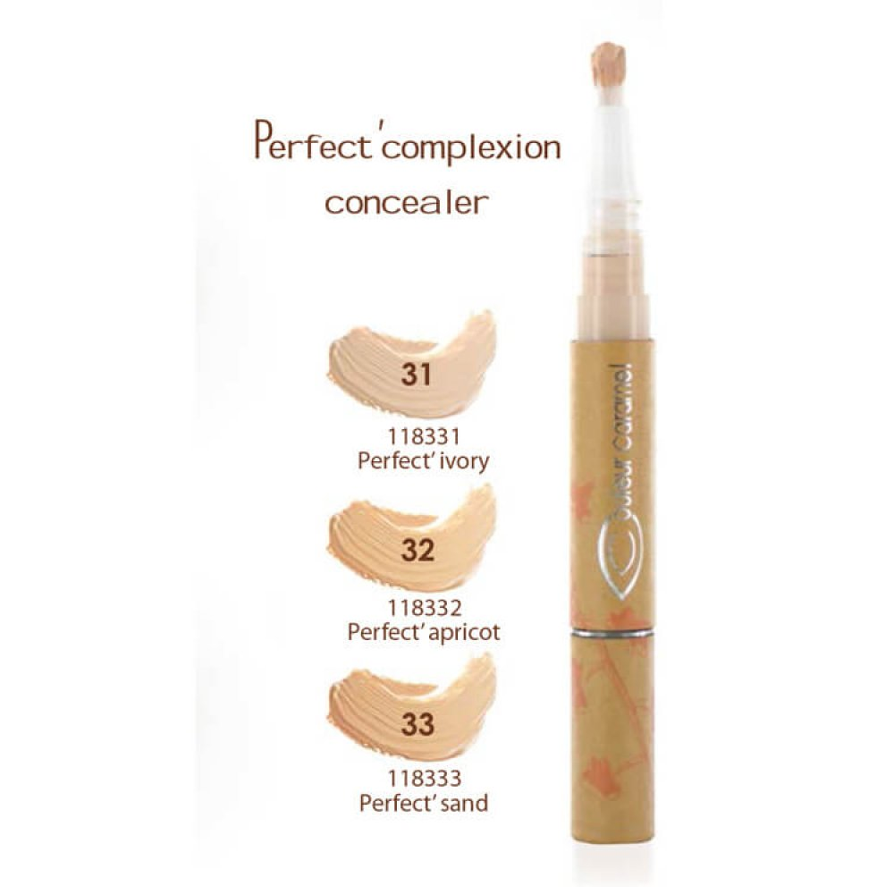 Couleur Caramel Perfect Complexion Concealer Perfect Ivory (31 ... 2b2d65864a773