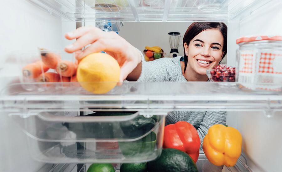 äggvita hållbarhet kylskåp
