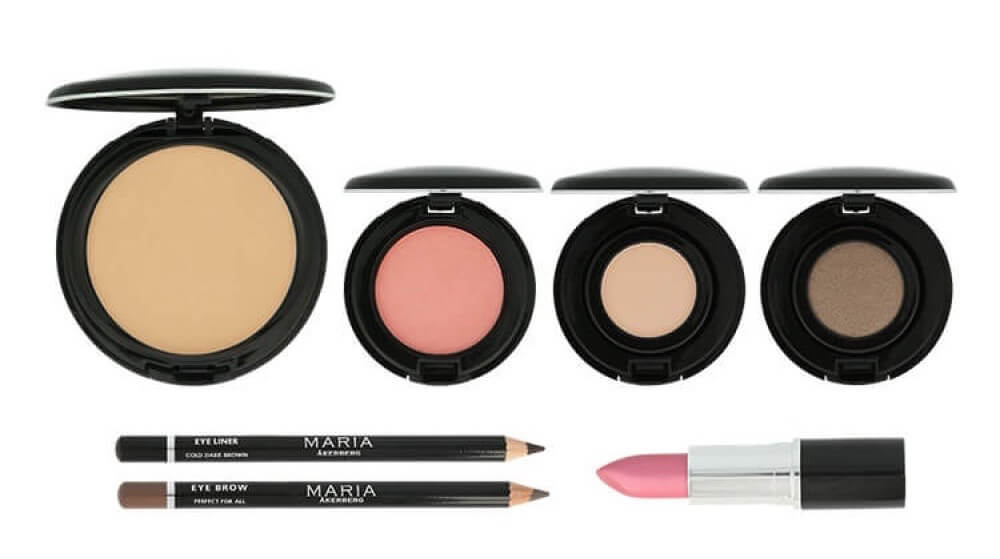 Maria Åkerberg Holiday Makeup Set