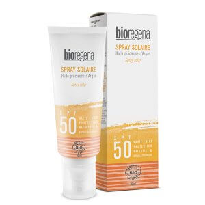 Bioregena Sunscreen Cream SPF50 Face & Body