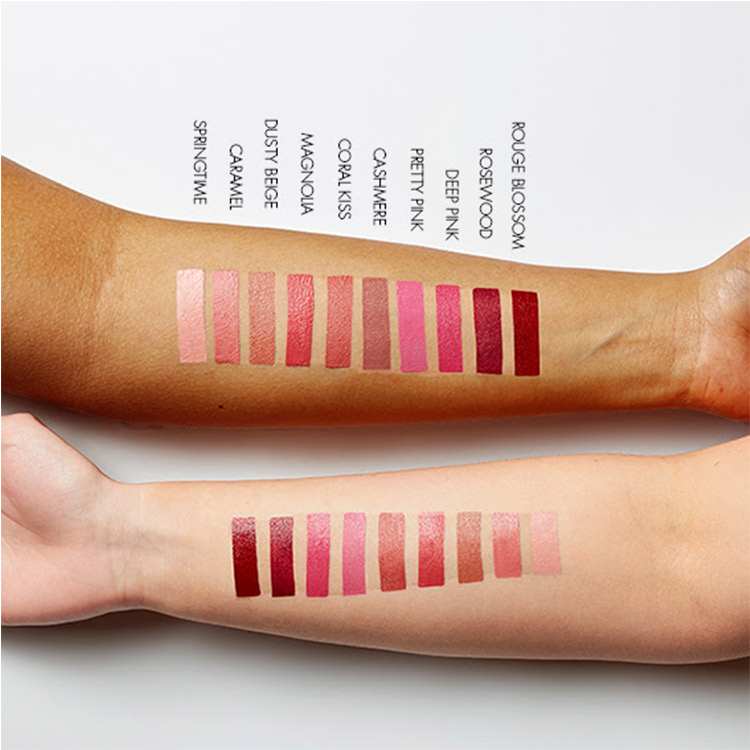 Estelle-thild-lipstick-arm-swatches