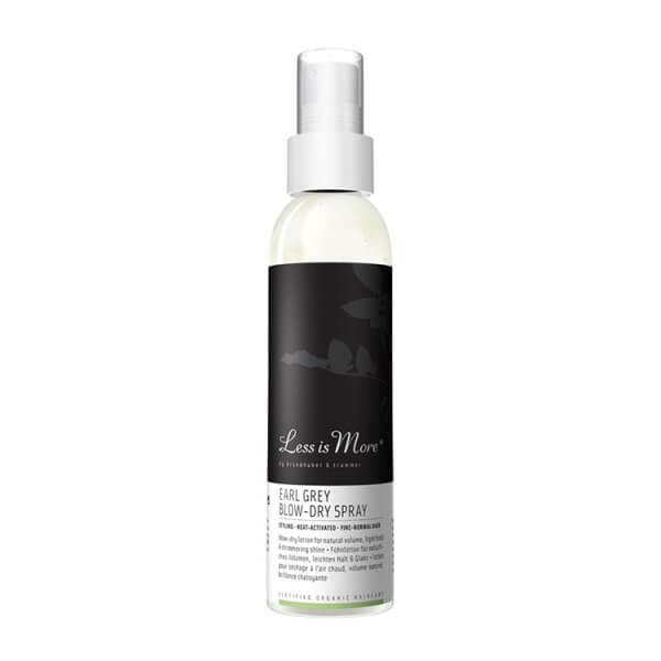 naturligt värmeskydd för håret