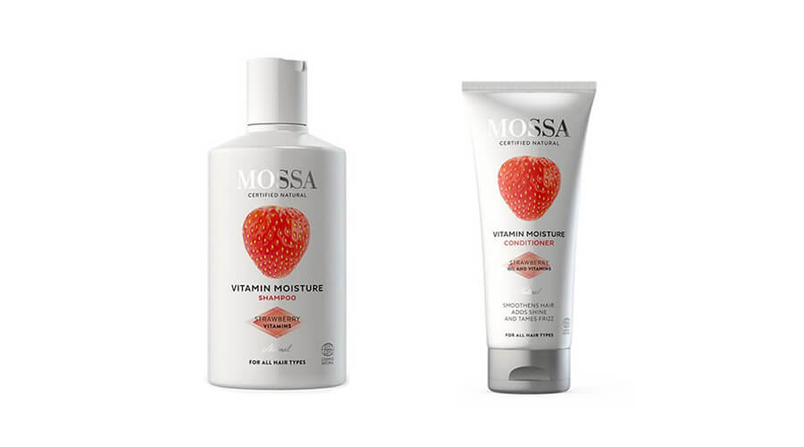 mossa shampoo conditioner