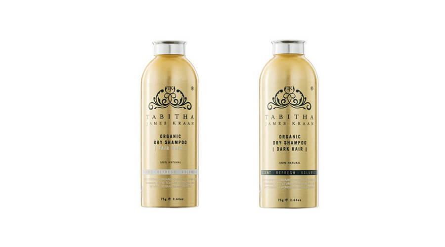 TJK dry shampoo