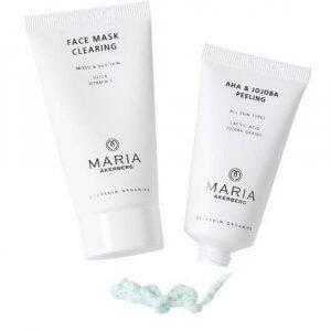 peeling fet hud acne