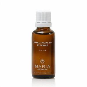 ansiktsolja fet hud maria-akerberg-royal-facial-oil-clearing