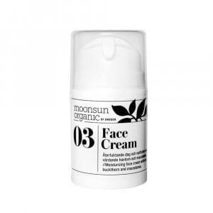 ansiktskräm torr hud