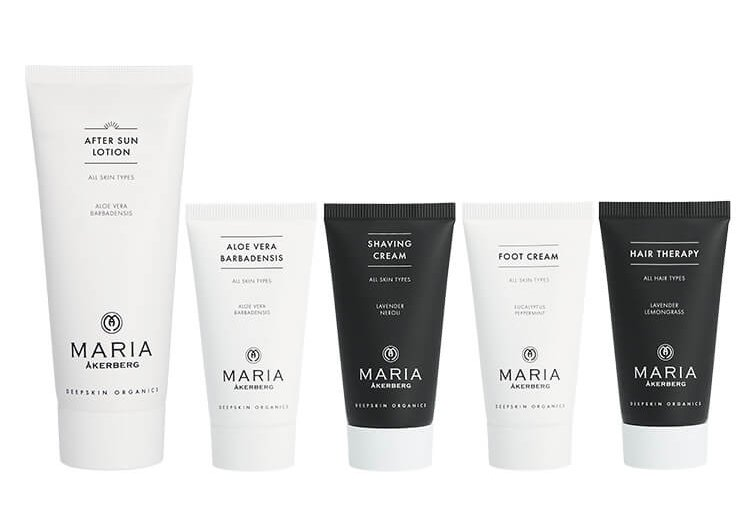 maria åkerberg summer essential produkter