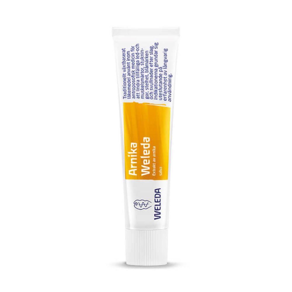 arnica gel användning