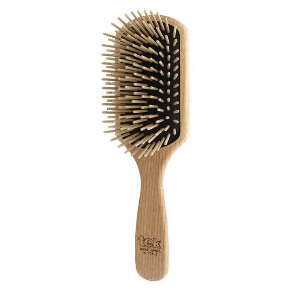 bra hårborste för slitet hår